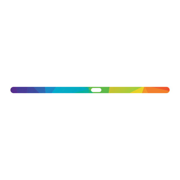 Eyebloc Webcam Cover for MacBook - Rainbow Prism