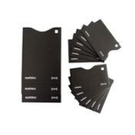 15 RFID Blocking Sleeves (12 Credit Card Holders & 3 Passport Protectors)