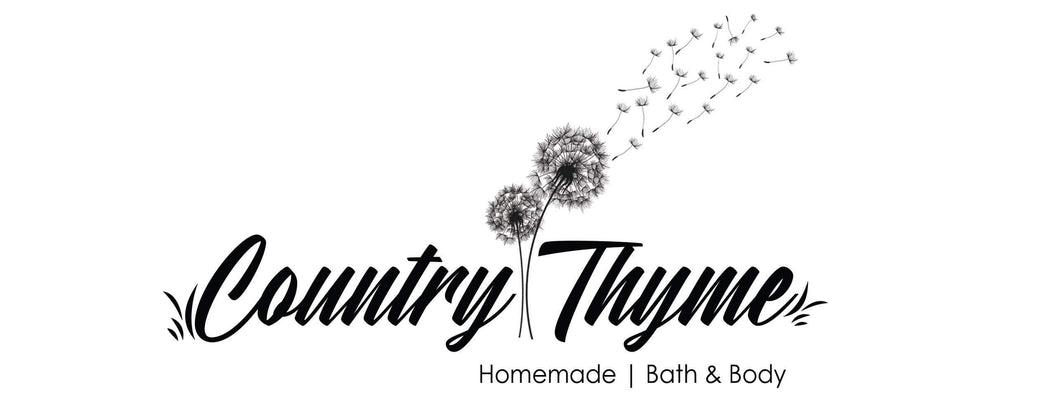 Country Thyme Bath and Body Gift Card