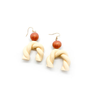 Cherry on Top Earrings (Color Options) - earpartyph ear party ph polymer clay earrings philippines