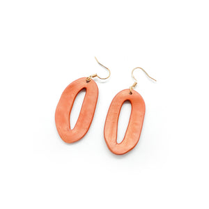 Double 0 Earrings (Color Options) - earpartyph ear party ph polymer clay earrings philippines