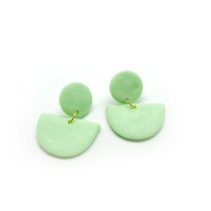 Orbit (Color Options) - earpartyph ear party ph polymer clay earrings philippines