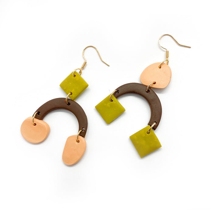 Echo - earpartyph ear party ph polymer clay earrings philippines