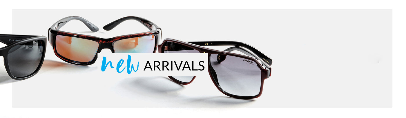 New Arrivals Men's Sunglasses