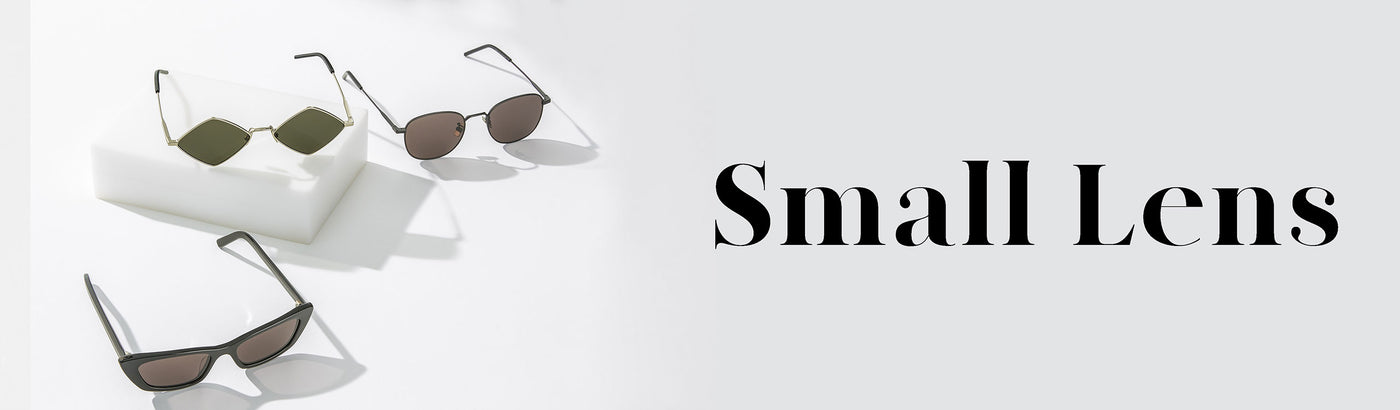 Small Lens Sunglasses