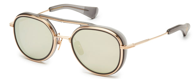 Dita Spacecraft Round Sunglasses