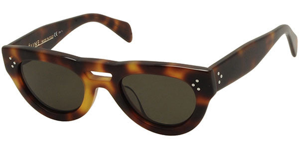 Celine CL 41030/S 1E #05L Oval Modified Sunglasses
