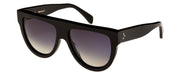Celine CL40001I Women's Polarized Shield Sunglasses