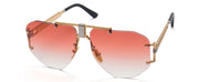 Celine 40039U Aviator Sunglasses