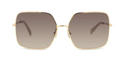 Celine CL40078U Rectangle Sunglasses