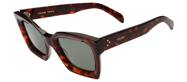 Celine CL 40130I 5152N Square Sunglasses