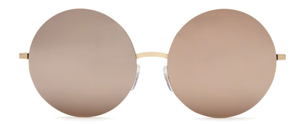 Victoria Beckham VBS118 C02 Feather Round Sunglasses