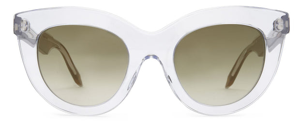 Victoria Beckham VBS103 C09 Layered Cat-Eye Sunglasses