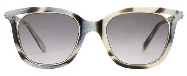Victoria Beckham VBS124 C04 Cut Away Square Sunglasses