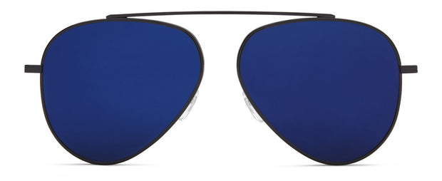 Victoria Beckham VBS136 C01 Single Bridge Aviator Sunglasses