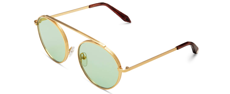 Victoria Beckham Single Bridge Panto Sunglasses