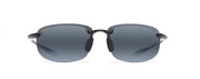Maui Jim Hookipa 407-02 Polarized Rimless Sunglasses