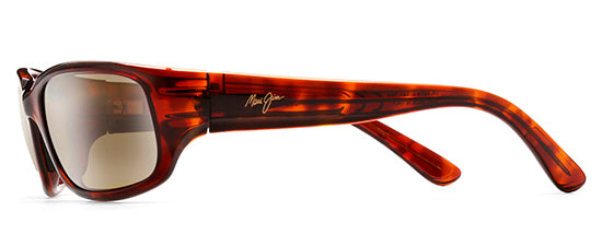 Maui Jim Stingray Polarized Wrap Sunglasses