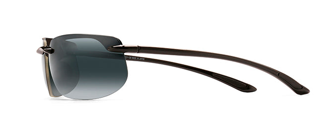 Maui Jim Banyans 412-02 Polarized Rimless Sunglasses