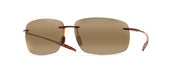 Maui Jim Breakwall RTBR HCL Wrap Sunglasses