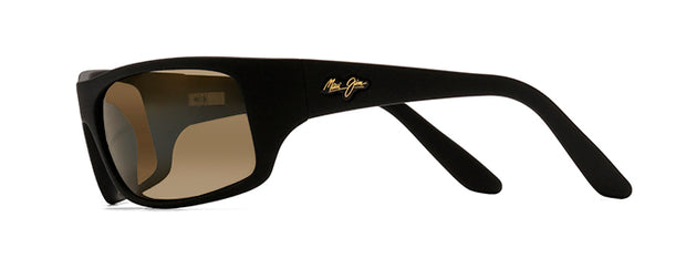 Maui Jim H202-2M Peahi Polarized Wrap Sunglasses