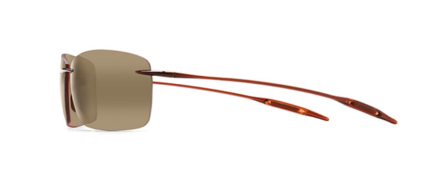 Maui Jim H423-26 Lighthouse Polarized Rimless Sunglasses