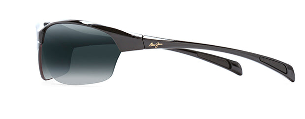 Maui Jim Hot Sands Polarized Wrap Sunglasses