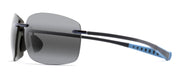 Maui Jim Kumu 724-06 Polarized Rimless Sunglasses