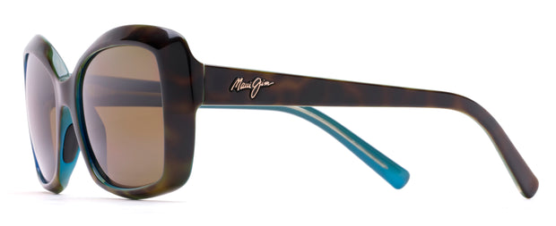 Maui Jim Orchid Polarized Rectangle Sunglasses