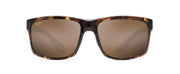 Maui Jim Pokowai Arch Polarized Rectangle Sunglasses