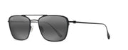 Maui Jim ebb & flow aviator sunglasses