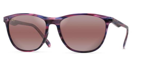 Maui Jim sugar cane lilac maui rose cateye sunglasses