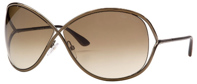 Tom Ford 0130 Miranda Round ARound Sunglasses