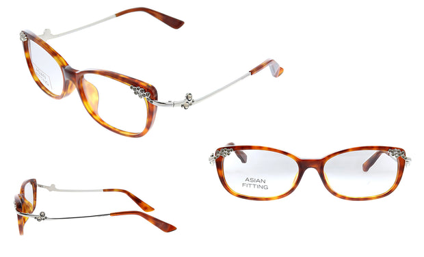 Swarovski SK 4071 Rectangle Eyeglasses