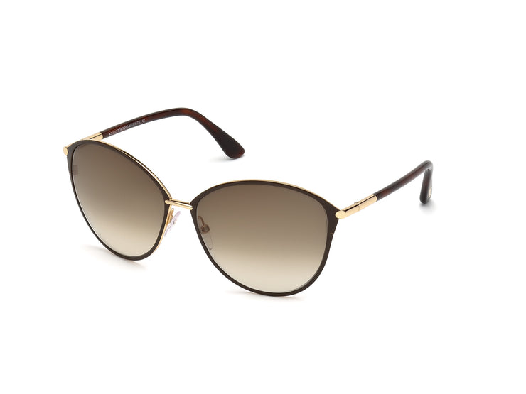 Tom Ford 0320 Penelope Cat-Eye Sunglasses
