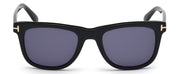 Tom Ford 0336 Leo Rectangle Sunglasses