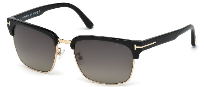 Tom Ford 0367 River Sqaure Clubmaster Sunglasses
