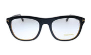 Tom Ford TF 5480F 001 Square Eyeglasses