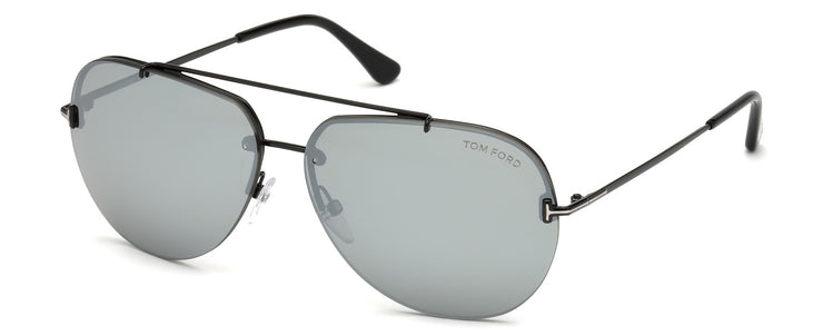 Tom Ford 0584 Brad Aviator Sunglasses