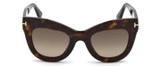 Tom Ford 0612 Karina Cat-Eye Sunglasses
