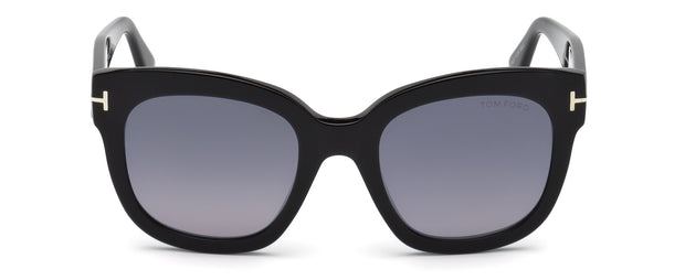 Tom Ford 0613 Beatrix Rectangle Sunglasses