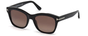 Tom Ford 0614 Lauren Wayfarer Women's Sunglasses