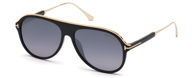 Tom Ford 0624 Nicholai Aviator Sunglasses