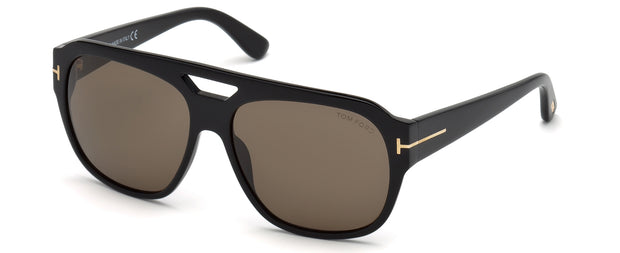 Tom Ford 0630 Bachardy Shield Sunglasses