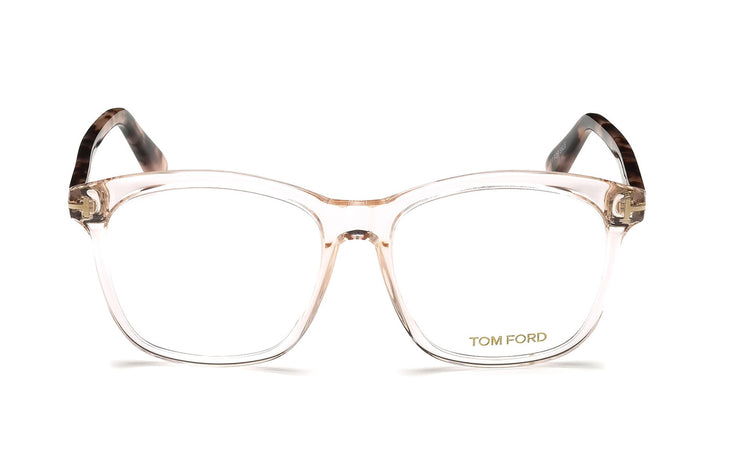 Tom Ford FT5481-B 072 Cateye Optical Blue Block Frames