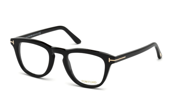 Tom Ford FT5488-B 001 Round Optical Frames