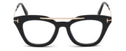 Tom Ford 0575 Blue Block Anna Cateye Glasses