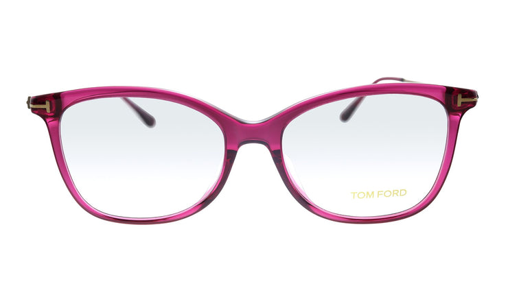 Tom Ford TF 5510F 081 Geometric Eyeglasses
