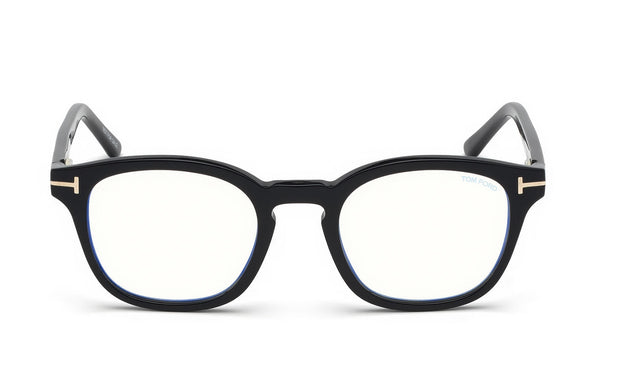 Tom Ford FT5532-B 01V Square Optical Frames