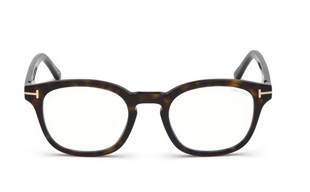 Tom Ford FT5532-B 52E Square Optical Frames